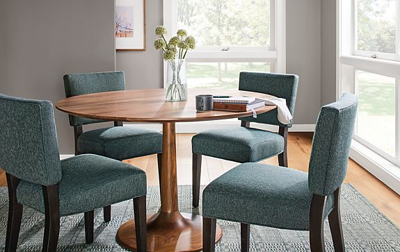 Madison Table with Georgia Chairs