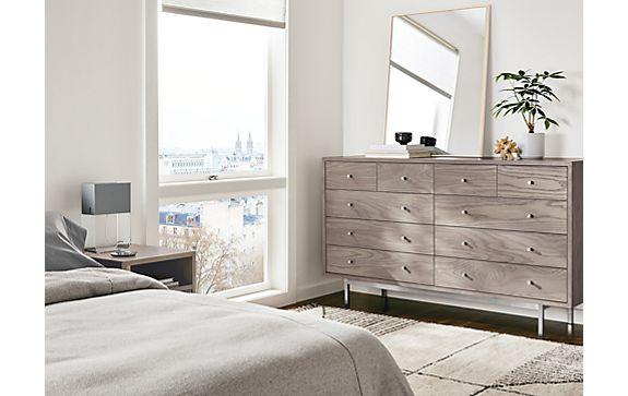 Manning Dresser Bedroom - Modern Bedroom Furniture - Room & Board