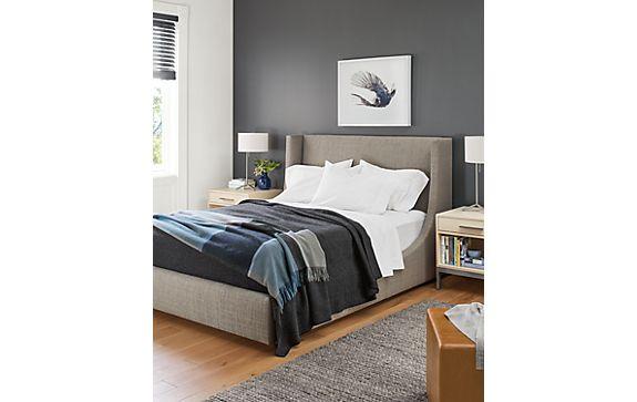 Marlo Storage Bed Modern Bedroom Furniture Room Board