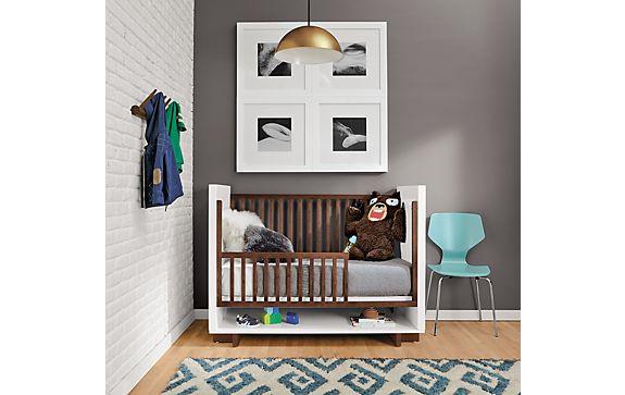 Moda Crib and Toddler Side Rail