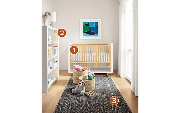 Moda Crib Nursery
