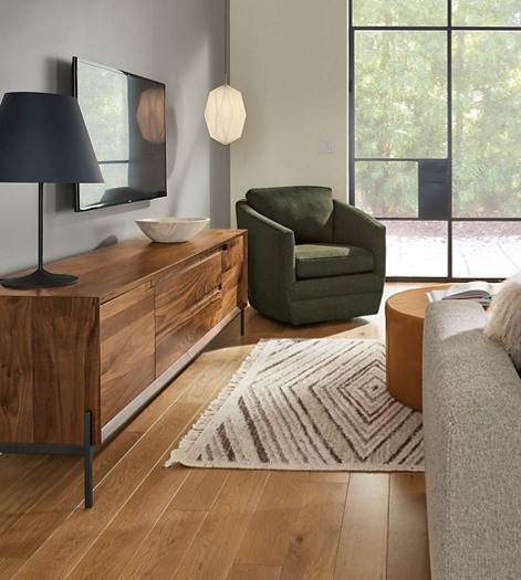 Contemporary What Does It Mean: What Modern Style Means To Room & Board