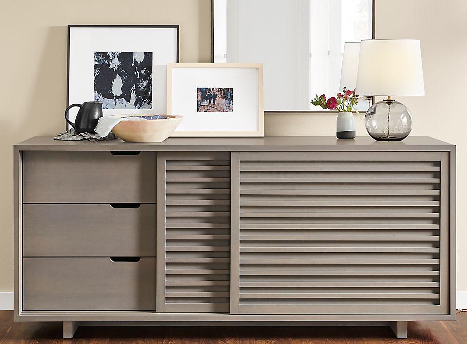 Detail of Moro storage cabinet