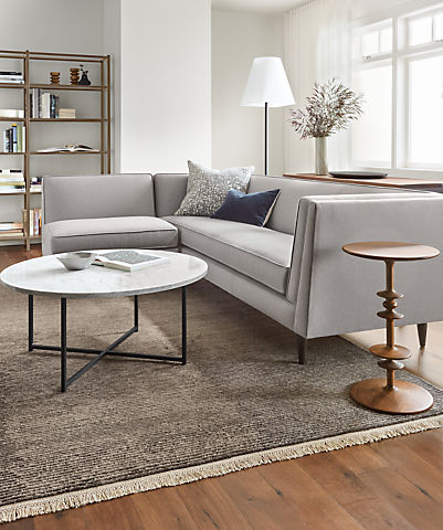 Detail of Naomi sectional