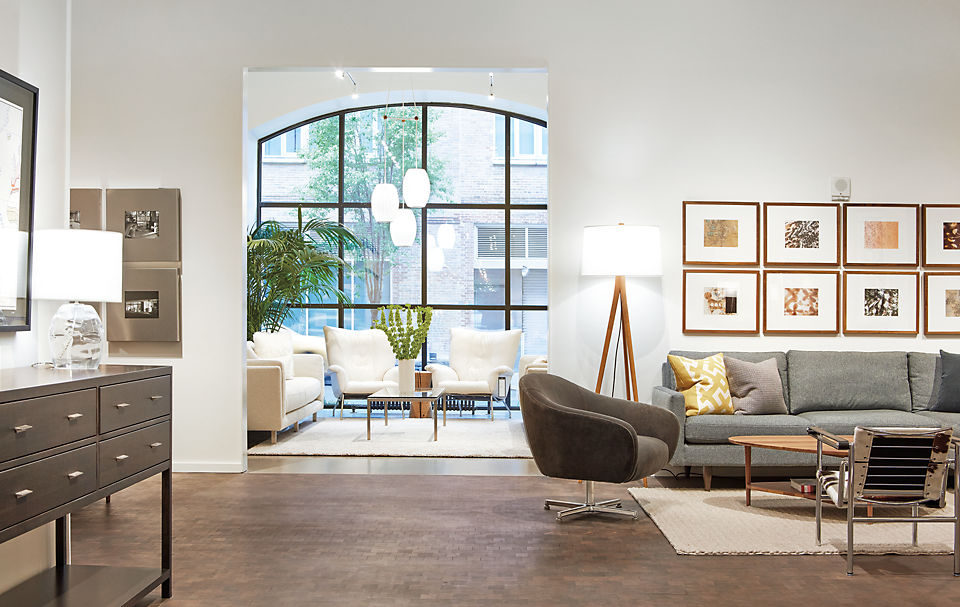 Modern Furniture Store in Chelsea (New York City) - Room & Board