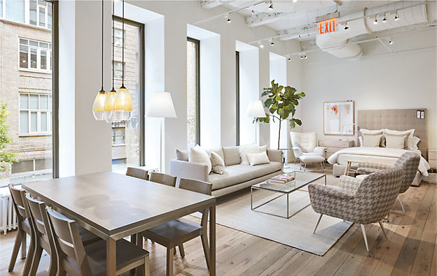Modern Furniture Store In Chelsea New York City