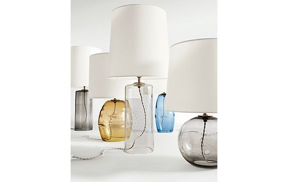 Olen, Nolo and Grace Table Lamps