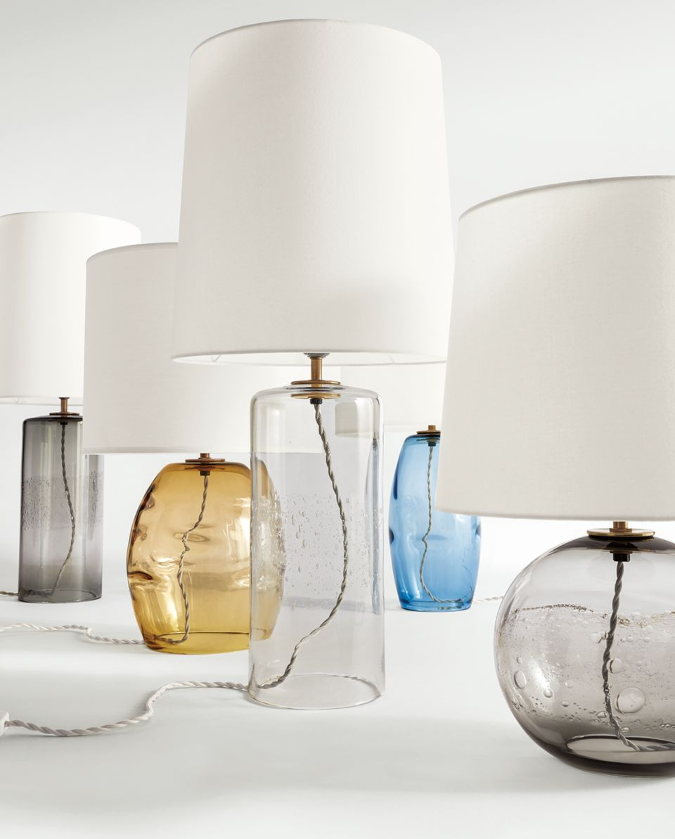 Detail of Olen table lamp
