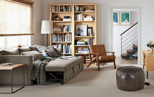 Oxford Popup Platform Sleeper Living Room Modern Living Room