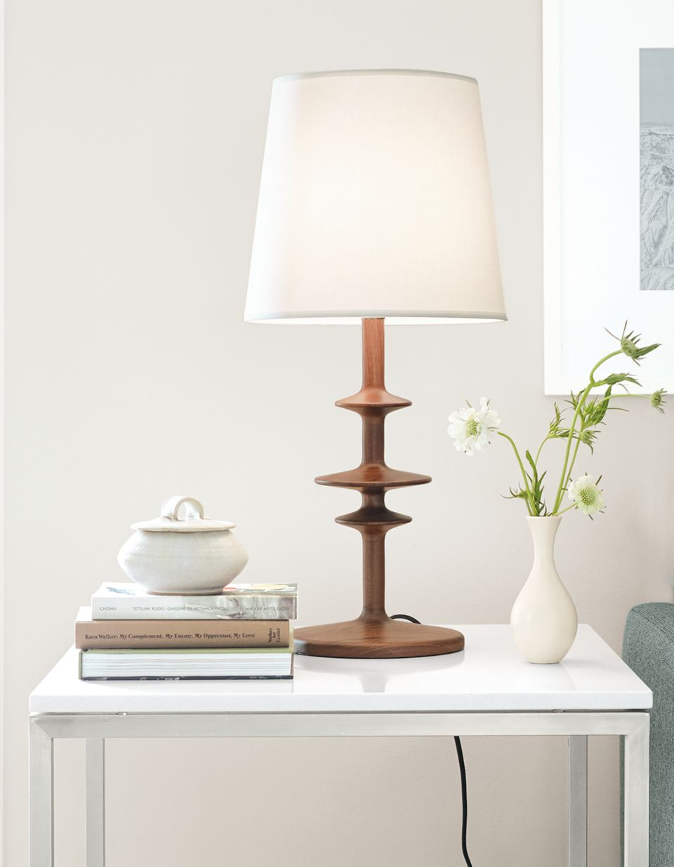 Detail of Parks table lamp