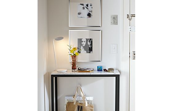 Parsons Table Entryway