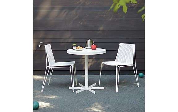 Penelop Dining Collection in White