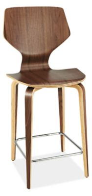 Tremendous Pike Counter Stool With Wood Base Ncnpc Chair Design For Home Ncnpcorg