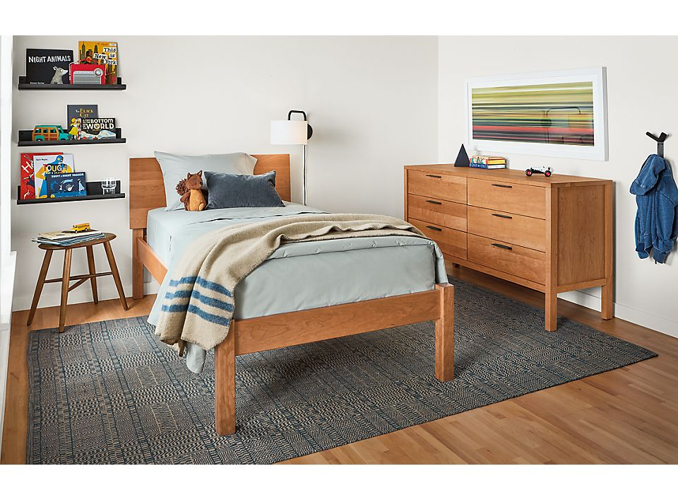Modern Pogo twin bed