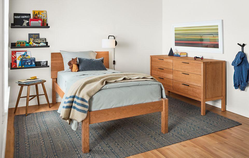 Modern Pogo twin bed