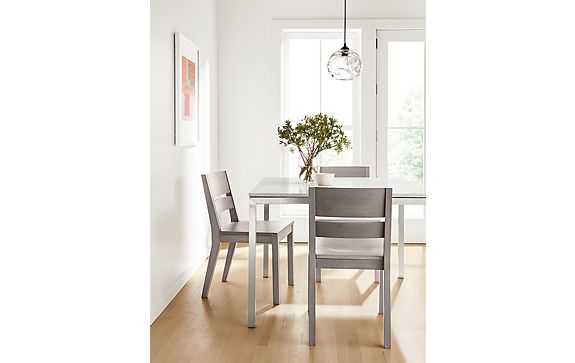 Portica Table with Afton Chairs