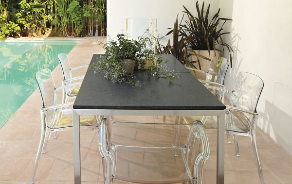 Portica Outdoor Tables
