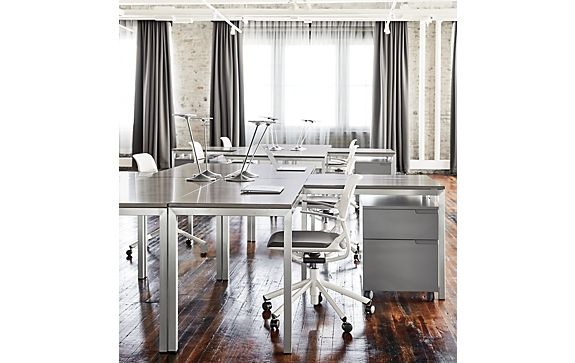 Open Workspace with Portica Desks