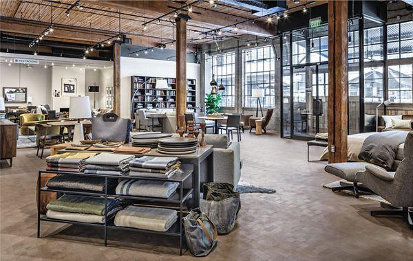 Modern Furniture Store in Portland Room Board
