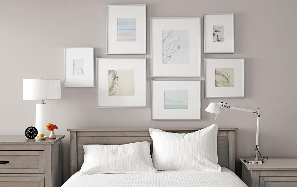 Frame Wall Ideas - Ideas & Advice - Room & Board
