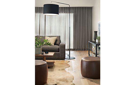 Rayne Floor Lamp Room