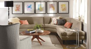 Prices : room and board sectional - Sectionals, Sofas & Couches