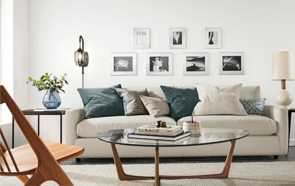 Easton Sofa With Dunn Coffee Table