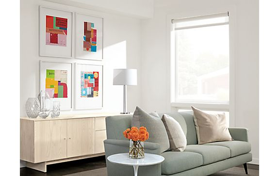 Room & Board Exclusive Terry Rosen Collage Prints
