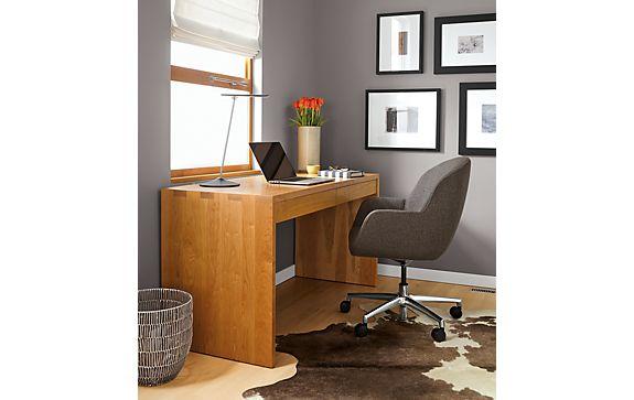 Rowan Desk in Cherry with Nico Chair