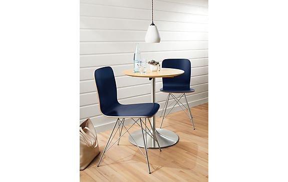 Aria Table with Salter Chairs
