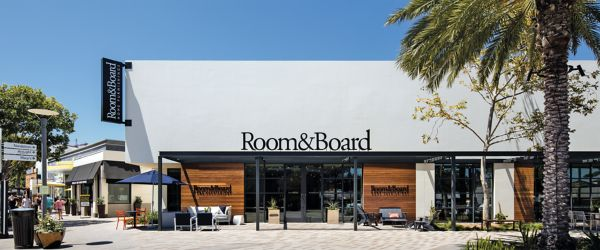Room U0026 Board San Diego Is A Modern Furniture Store Connected To Westfield  UTC Shopping And