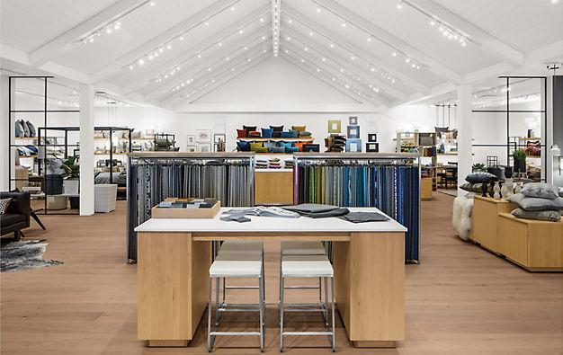 Modern Furniture Store In San Diego Room Board