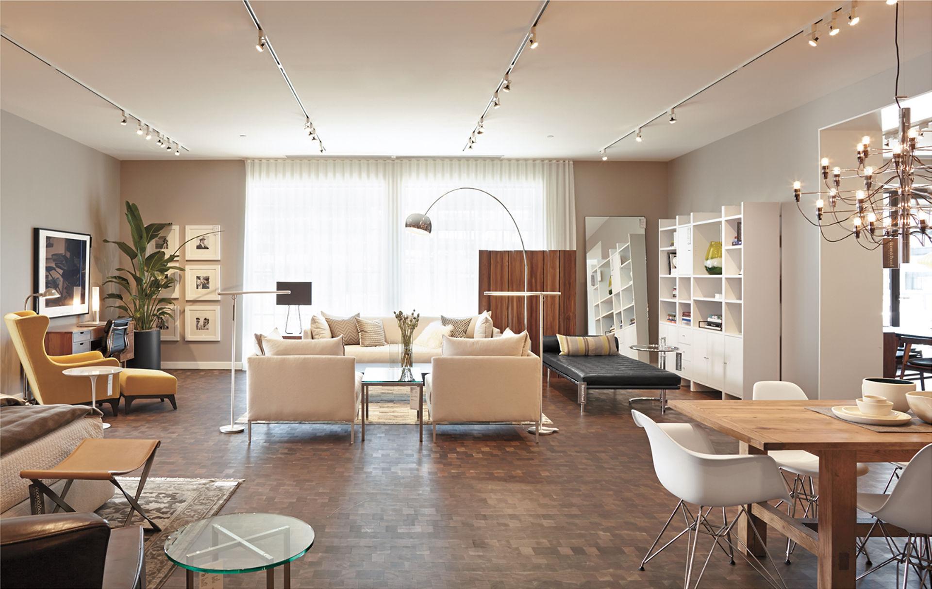 Modern Furniture Store In Seattle Room Board