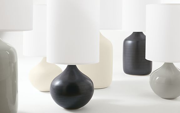 Serena & Simone Table Lamp Collections