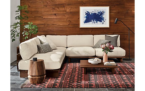 Span Sectional Living Room