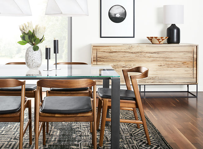 Modern Dining Room Furniture - Room & Board