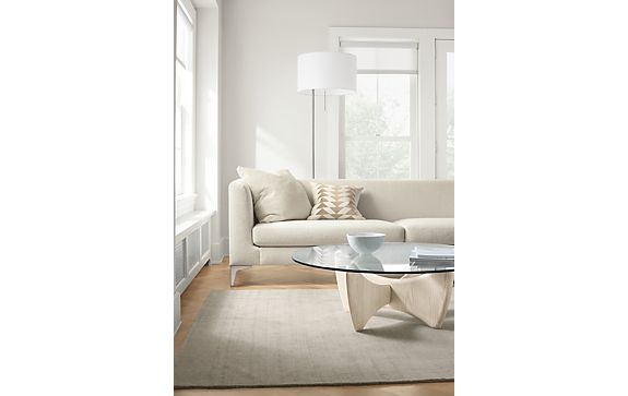 Sterling Sofa with Sanders Cocktail Table