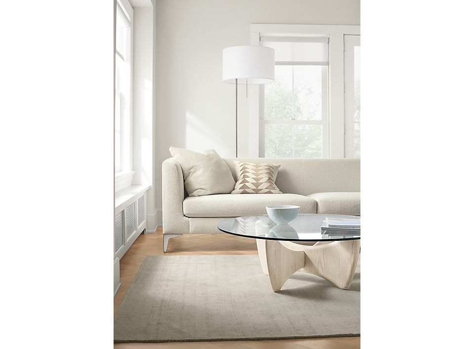 Sterling Sofa With Sanders Coffee Table