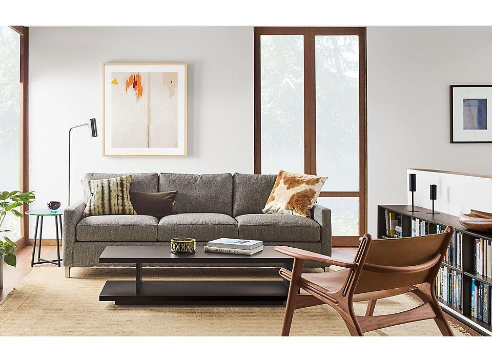 Stevens Sofa In Tepic Grey Room Amp Board