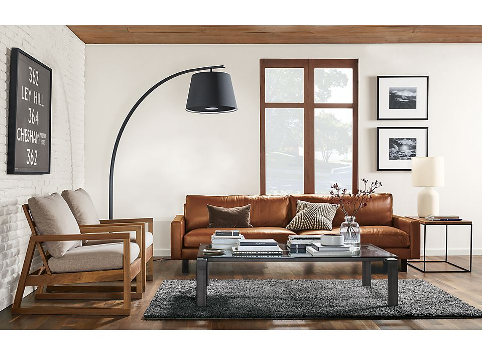 Hess Leather Sofas