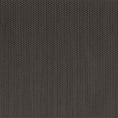 Black perforated metal