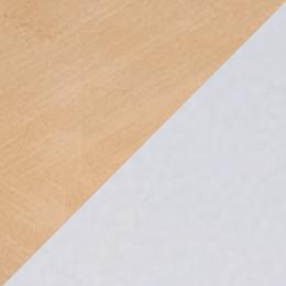 White/bamboo
