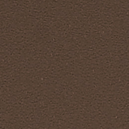 Brown recycled HDPE