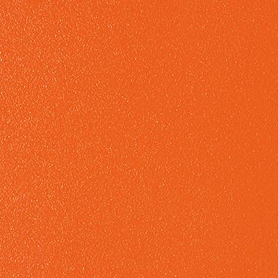 Orange recycled HDPE