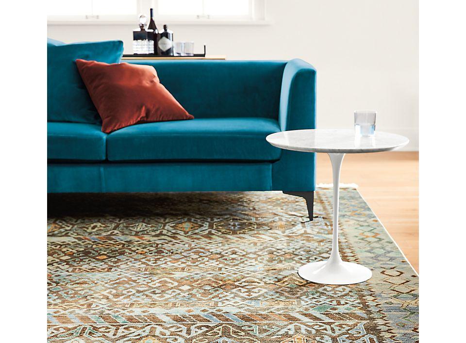 Detail of Timuri rug