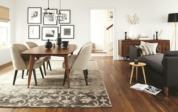 ventura dining room - modern dining room furniture - room & board