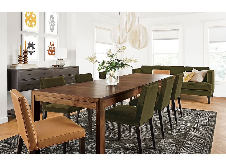 Walsh Extension Table With 18 Leaf Room Board