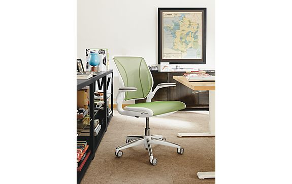 World Office Chair in White