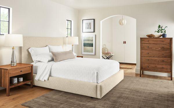 Wyatt Bed with Storage Drawer
