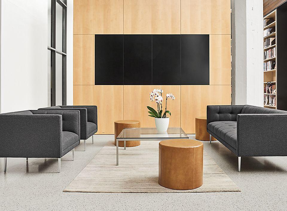 Detail of Wynwood 80-inch sofa